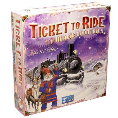 Ticket to Ride – et brætspil for hele familien